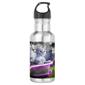 Cat Angel 532 Ml Water Bottle