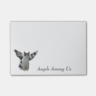 Cat Angels Among Us Post-it Notes