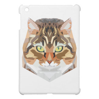 Cat Art iPad Mini Cover