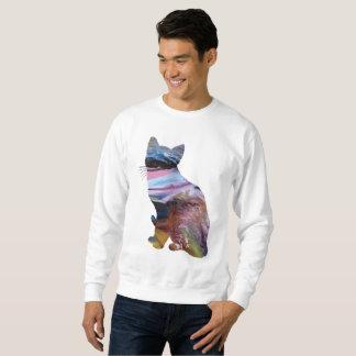 Cat Art Sweatshirt