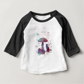 Cat Artwork Baby T-Shirt