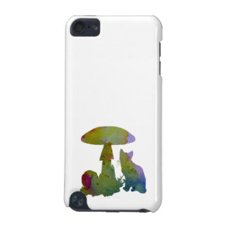Cat Artwork iPod Touch (5th Generation) Case