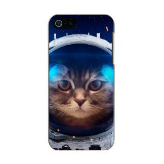 Cat astronaut - cats in space  - cat space incipio feather® shine iPhone 5 case