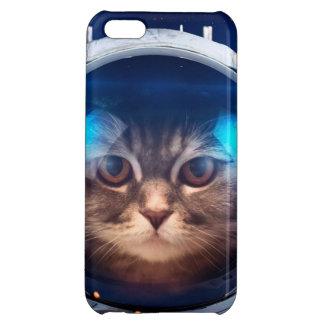 Cat astronaut - cats in space  - cat space iPhone 5C case