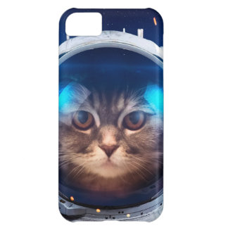 Cat astronaut - cats in space  - cat space iPhone 5C case