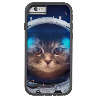 Cat astronaut - cats in space  - cat space tough xtreme iPhone 6 case