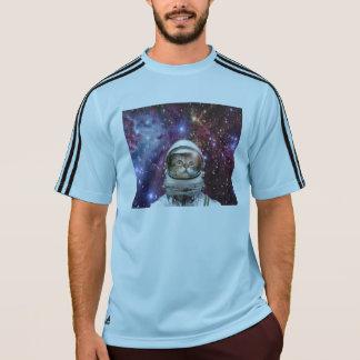 Cat astronaut - crazy cat - cat T-Shirt
