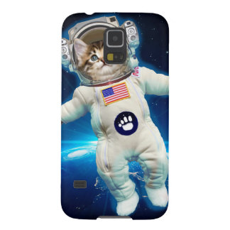 Cat astronaut - space cat - Cat lover Case For Galaxy S5