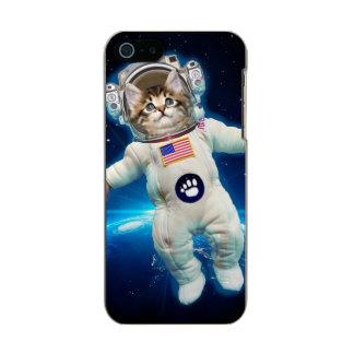 Cat astronaut - space cat - Cat lover Incipio Feather® Shine iPhone 5 Case