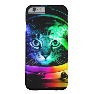 Cat astronaut - space cat - funny cats barely there iPhone 6 case