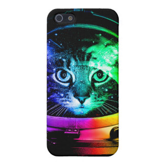 Cat astronaut - space cat - funny cats case for the iPhone 5