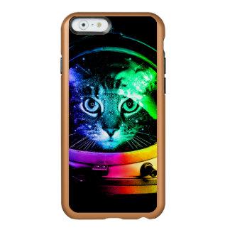 Cat astronaut - space cat - funny cats incipio feather® shine iPhone 6 case