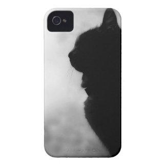 Cat ate Night Feline Animal cap Cat Puss Pussy Case-Mate iPhone 4 Cases