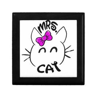 Cat baby gift box