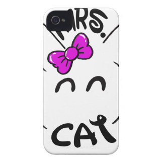 Cat baby iPhone 4 cover