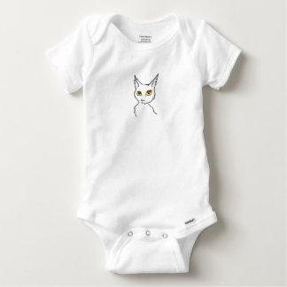 Cat Baby Onesie