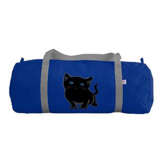 cat bag by highsaltire gym duffel bag