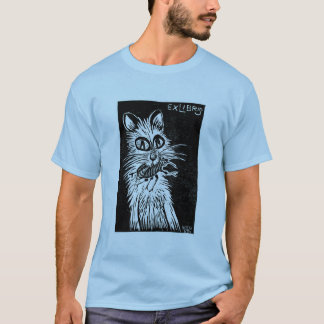 Cat & Beetle T-Shirt