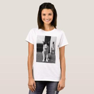 Cat & Booze T-Shirt