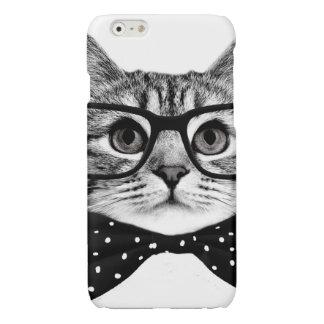 cat bow tie - Glasses cat - glass cat