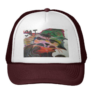 Cat by Jody Rose hat
