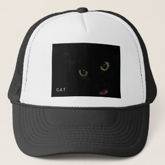 CAT by Kaye Talvilahti Trucker Hat