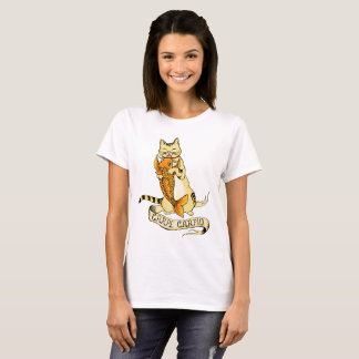 Cat Carpe Carpio! T-Shirt