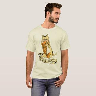 Cat Carpe Carpio! T-Shirt