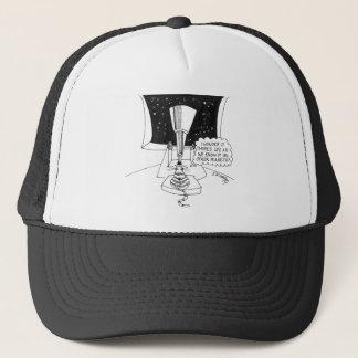 Cat Cartoon 5681 Trucker Hat