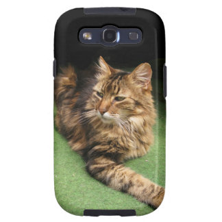 Cat Galaxy S3 Cover