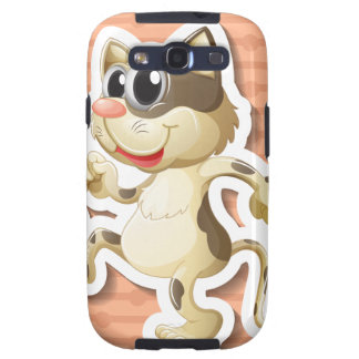 Cat Samsung Galaxy S3 Covers