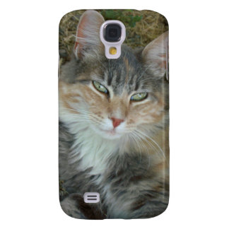 Cat Samsung Galaxy S4 Cases