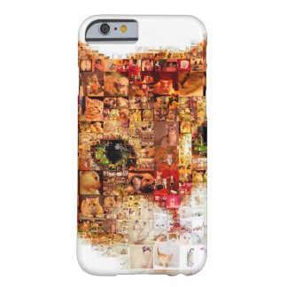 Cat - cat collage barely there iPhone 6 case