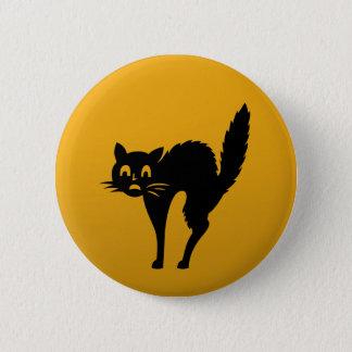 CAT Cats Pets Kids love cartoons 6 Cm Round Badge