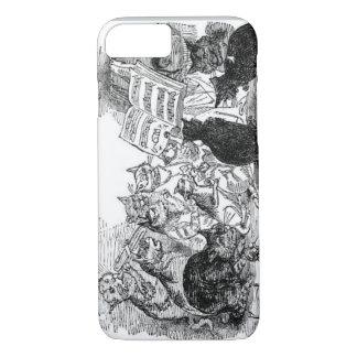 Cat Chorus iPhone 7 Case