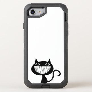 cat cute baby animal fun joy happy beautiful OtterBox defender iPhone 8/7 case