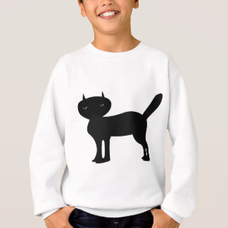 cat cute baby animal fun joy happy beautiful sweatshirt