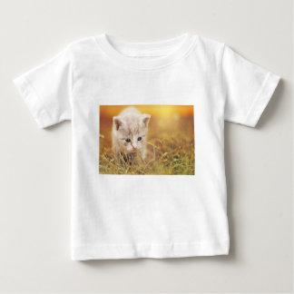 Cat Cute Cat Baby Kitten Pet Animal Charming Baby T-Shirt