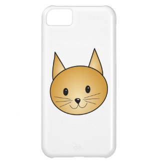 Cat. Cute ginger kitty. iPhone 5C Cases