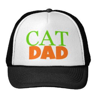 Cat Dad Cap