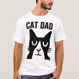 CAT DAD TUXEDO CAT -SHIRTS T-Shirt