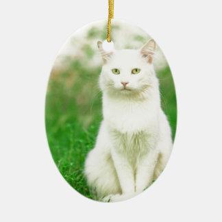 Cat Christmas Ornaments