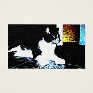 Cat Design 11 Business Card