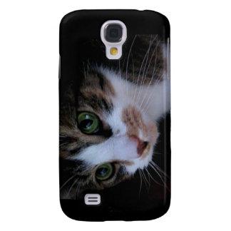 Cat Design Samsung Galaxy S4 Case