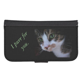 Cat Design Smartphone Case