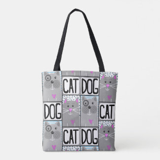 Cat/Dog TOTE