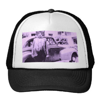 Cat Driver Trucker Hat