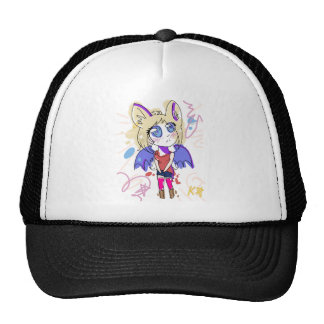 Cat-Ear Girl Cap