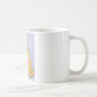 CAT eats ice cream Coffee Mug