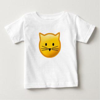 Cat Emoji Baby T-Shirt